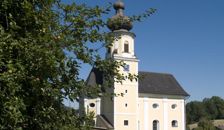 Walfahrtskirche Maria Br\u00fcndl (© Marktgemeinde Raab)