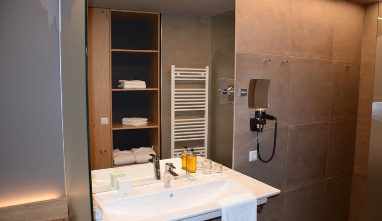 Badezimmer DZ Panorama, WC extra