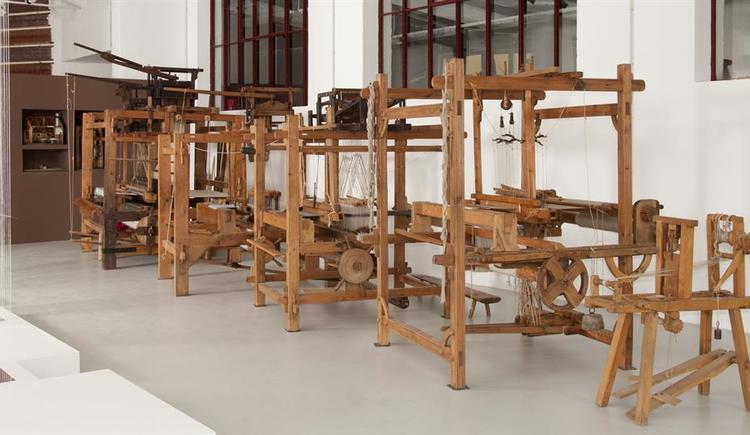 Webstühle (© Textiles Zentrum Haslach)