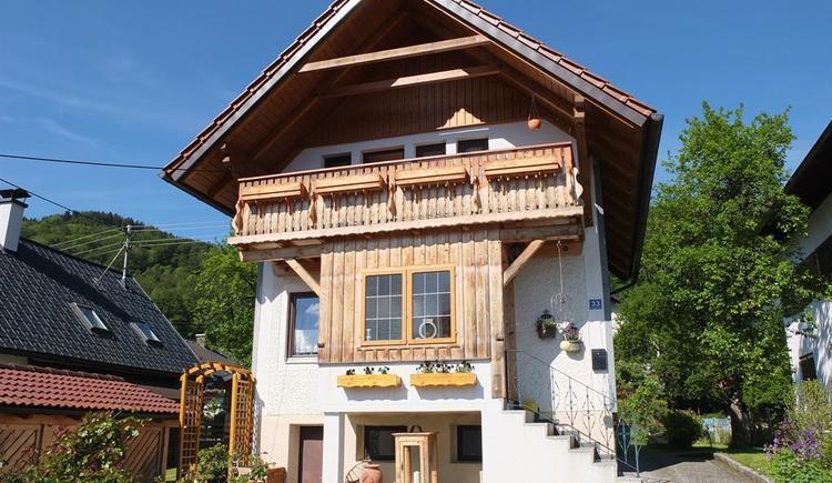 Haus Schlipfing (© Ferienhaus in der Schlipfing)