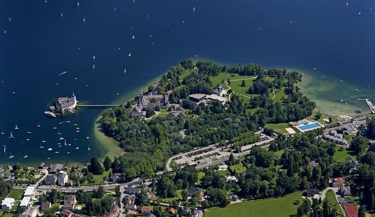 Panoramaaufnahme (© MTV Ferienregion Traunsee)
