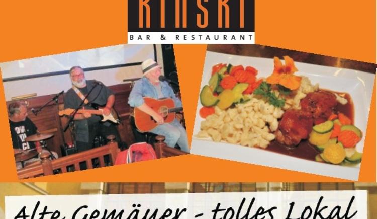 Bar & Restaurant Kinski, Events