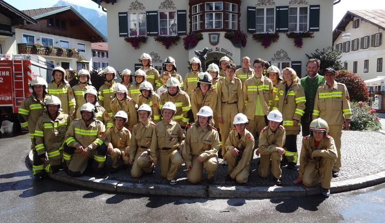 Feuerwehr St. Gilgen, Mannschaft