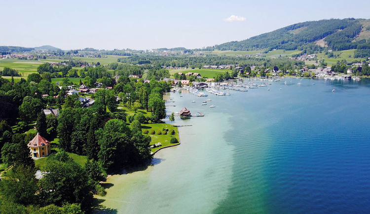Attersee am Attersee (© Hotel Aichinger)