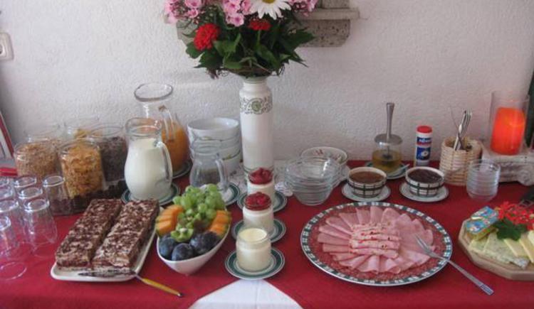 Waschlgut Frühstück