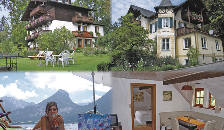 Gästehaus Sonnenwinkel-Villa Rösler