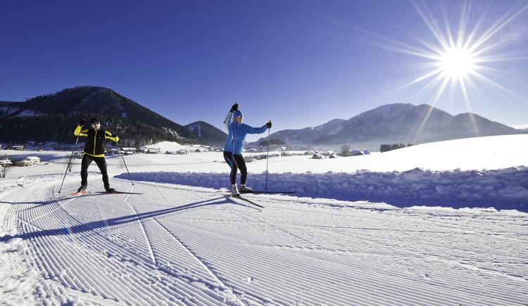 Skating trail - Long run village Faistenau (© Fuschlsee Tourismus GmbH / Erber)
