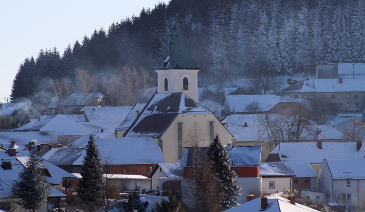 St. Leonhard im Winter