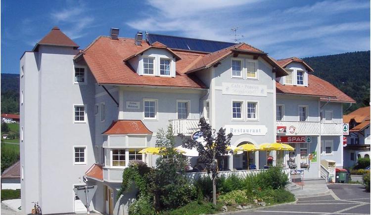 Café Sommer (© Hotel Bergkristall)