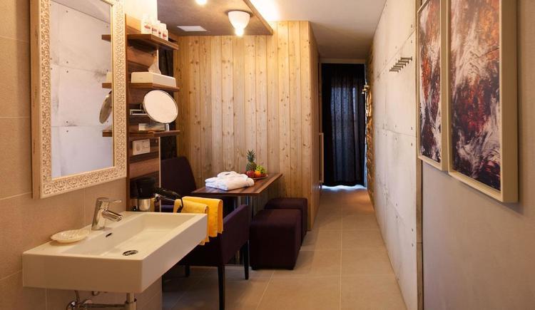 Saunabereich Hotel Blumauer