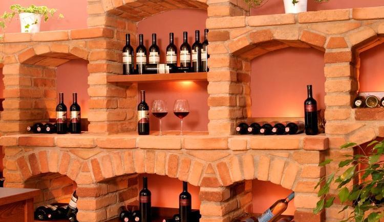 Weinauswahl (© Vonwiller)