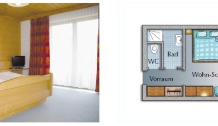 """Komfortzimmer \""""Attergau\"""""""