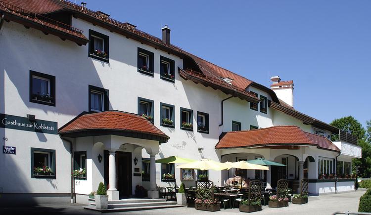 Gasthaus zur Kohlstatt, Außenansicht. (© Gasthaus zur Kohlstatt)