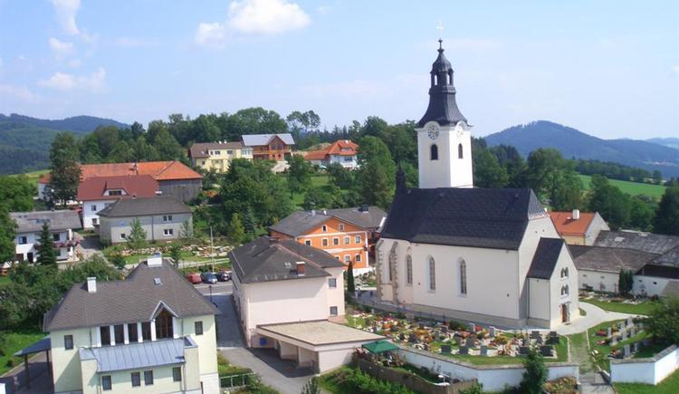 Pfarrkirche St. Oswald | Gemeinde St. Oswald (© Gemeinde St. Oswald bei Haslach)