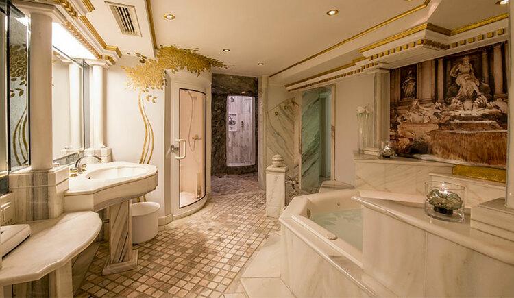 Private spa Hotel Eichingerbauer**** Superior. (© Karin Lohberger)