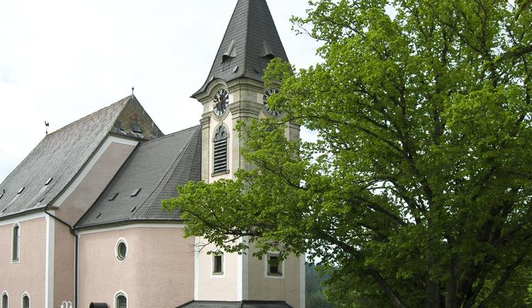 Wallfahrtskirche Maria Schutz beim Bründl