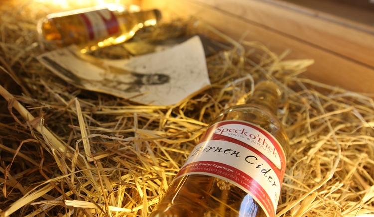 Birnen Cider Speck o'thek, Geinberg. (© Speck o'thek, Geinberg)