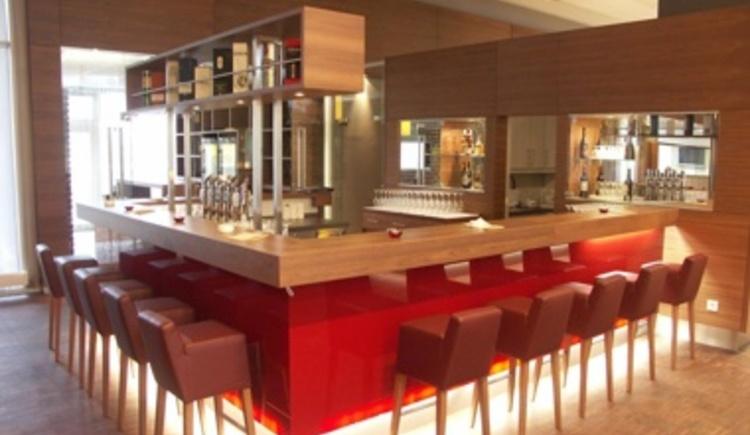 Hotelbar (© Lebensquell Bad Zell)