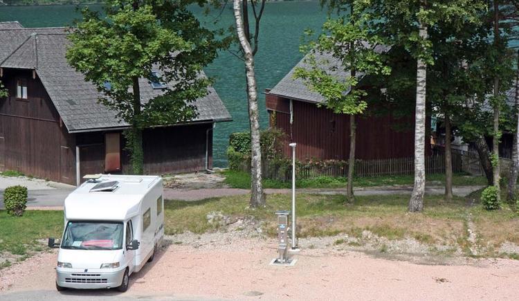 Stellplatz (© Marktgemeinde Ebensee)