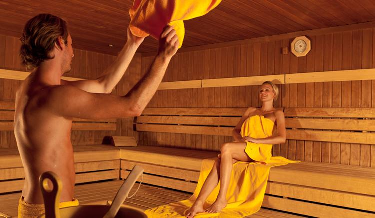 Sauna. (© EurothermenResorts)