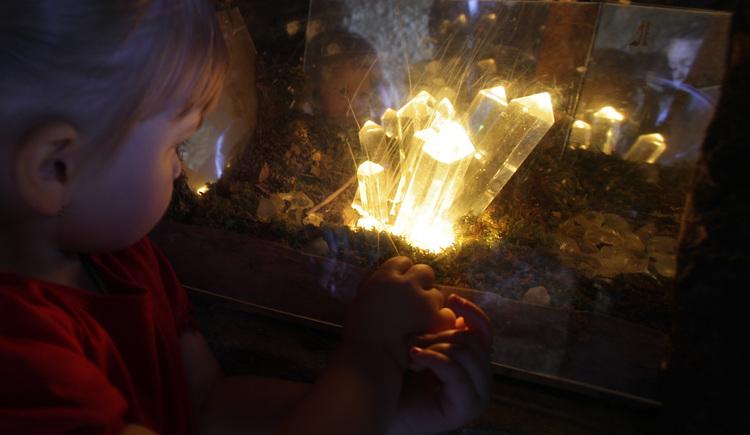 Magischer Kristall. (© Mühlviertler Alm Weibold)