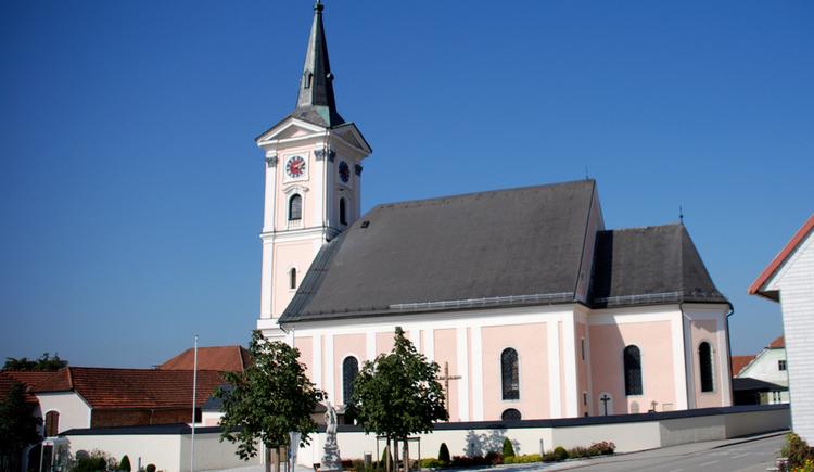 Pfarrkirche Aistersheim