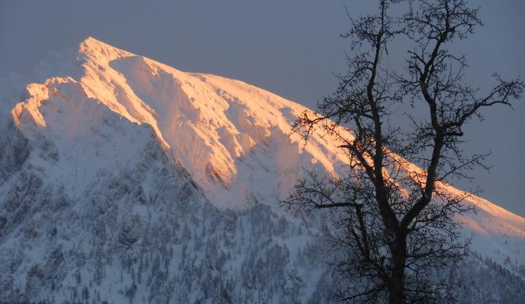 Ausicht Zimmer, Berg , Bergblick