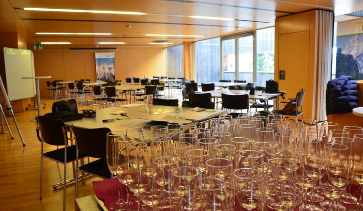 Seminarraum (© Gemeinde Hinterstoder)