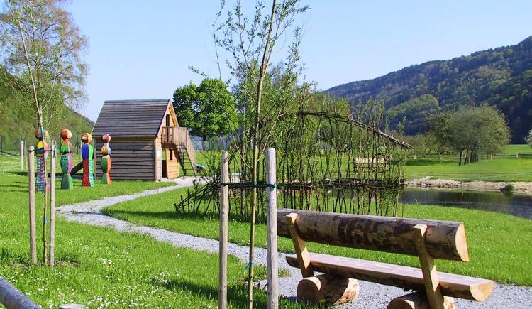 Engelhartszell, Engelszell, Stift, Donau, Wassererlebnispark, Kinder, spielen, Lebensraum, Aquarium, Hausen, St\u00f6r, Fische