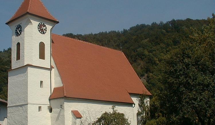 Filialkirche Kasten. (© Gemeinde Vichtenstein)