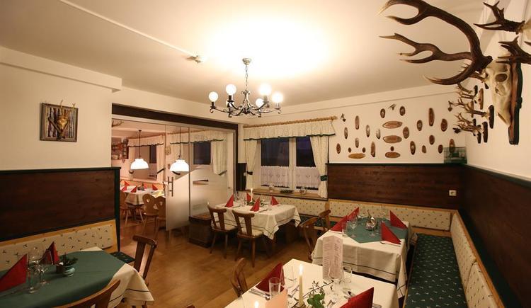 Restaurant 2 (© Hotel Wildschütz)