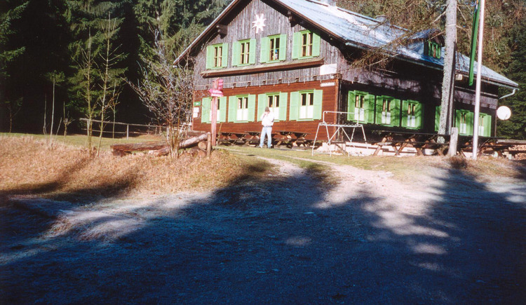 Amstettner Hütte. (© TV Nationalpark Region Ennstal)