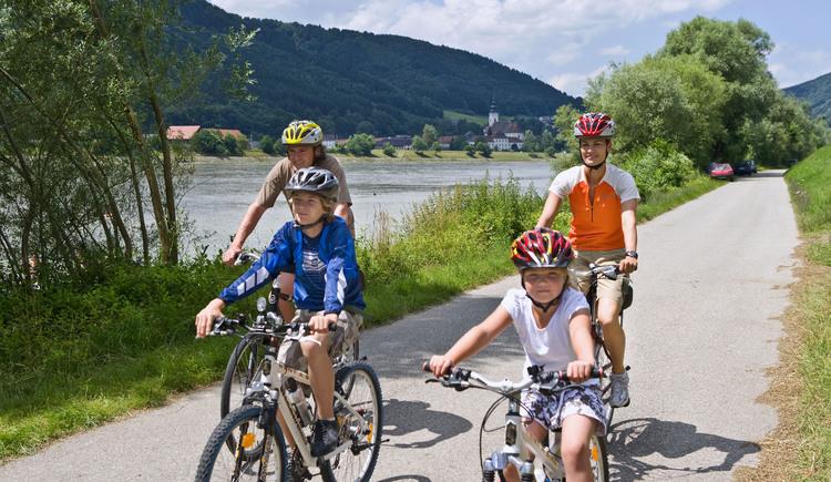 Engelhartszell, Passau, Rad fahren