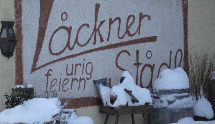 Lackner Winter1 (© TVB Ebenau)