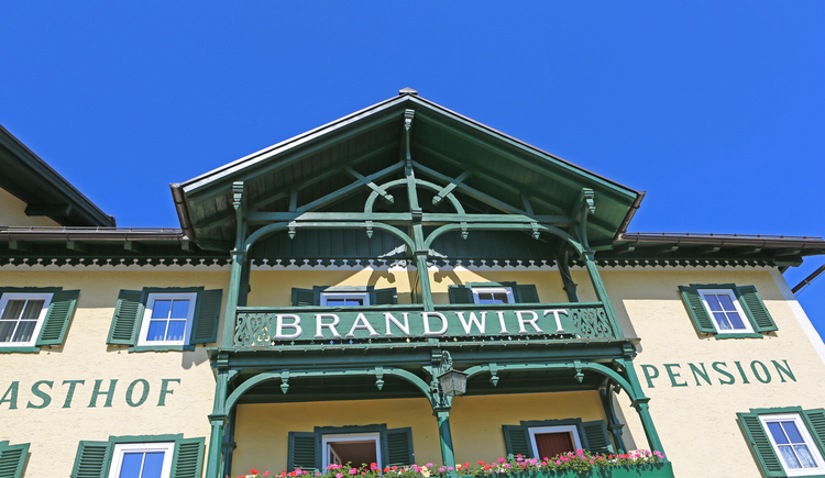 Outside view on the Brandwirt