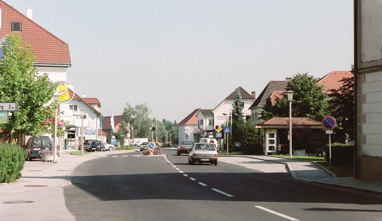 Kronstorf Ortsansicht. (© TTG Tourismus Technologie)