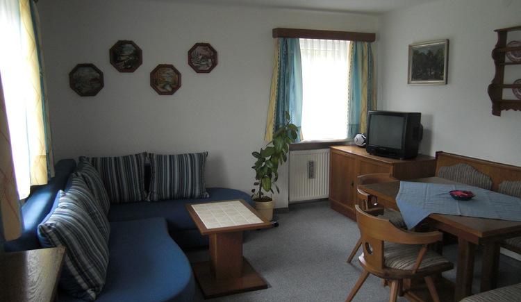 Haus Bruschek, Wohnzimmer