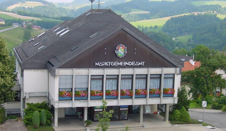 Gemeindeamt Gramastetten. (© Gemeinde Gramastetten)