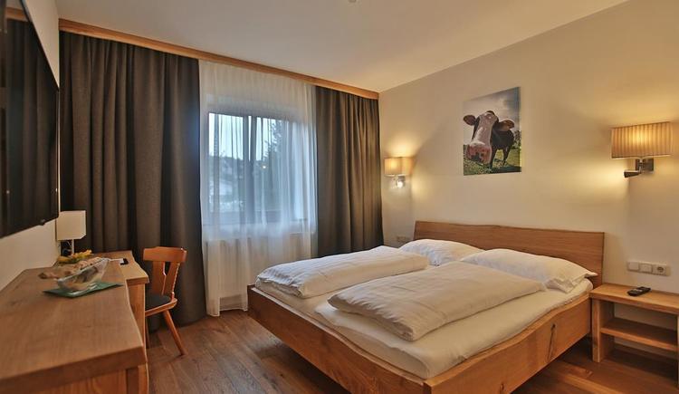 Doppelzimmer 1 (© Hotel Wildschütz)