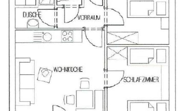 Apartment 3 Plan