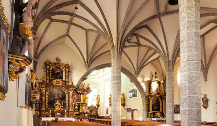 Pfarrkirche Altmünster Innen