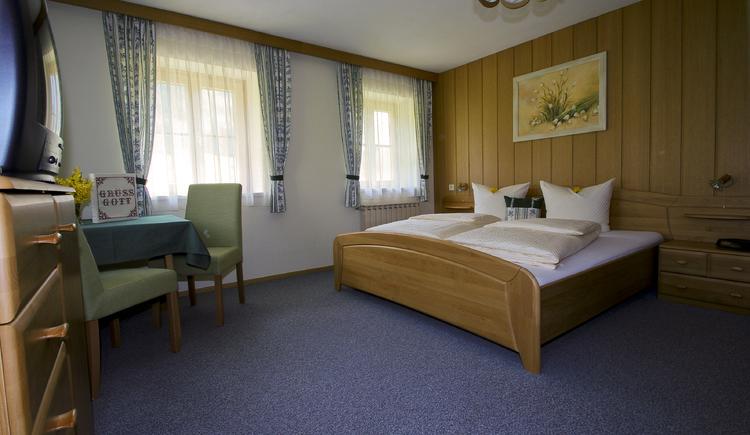 Doppelzimmer Sparberblick 2