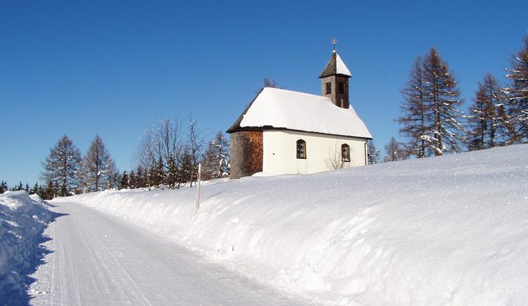 Gahbergkapelle (© Karl Gruber)