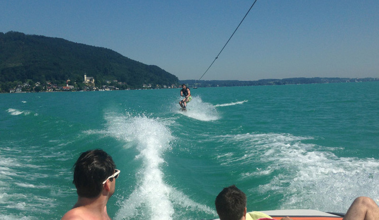 Wasserskischule Wake the Lake in Attersee am Attersee
