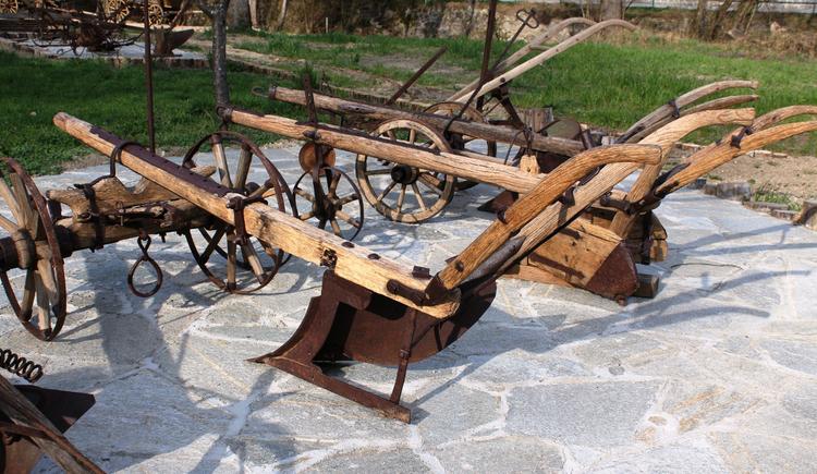 Sturmmühle - Themenpark - Pflüge