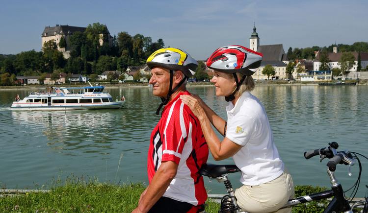 Donauschiffahrt Ardagger bei Grein (© WGD Tourismus GmbH_Weissenbrunner)