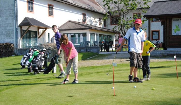 GC Pfarrkirchen-Jugendtraining (© Lang Johann)