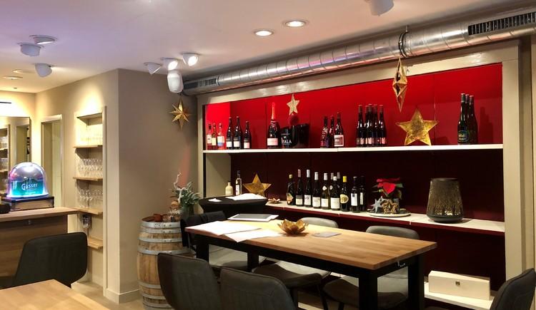 d&g Weinbar und Vinothek (© STAMA)