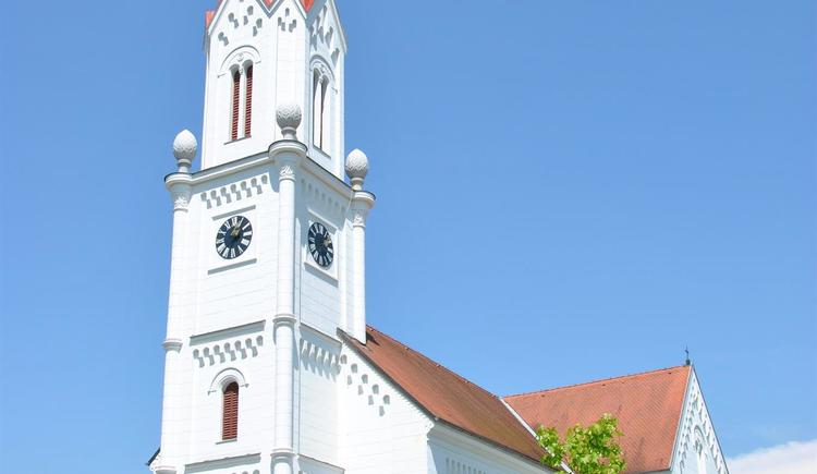 Kirche Wallern