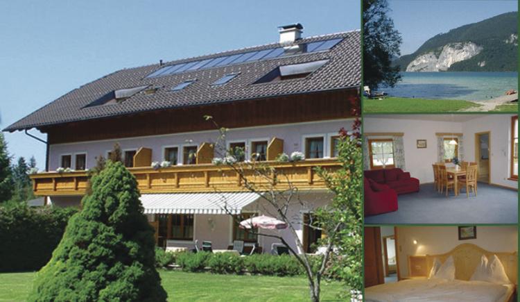Haus Weissenbacher am Wolfgangsee (© Fam. Weissenbacher)